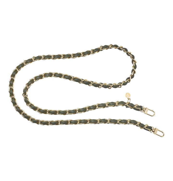 Coco Strap Forest/Gold