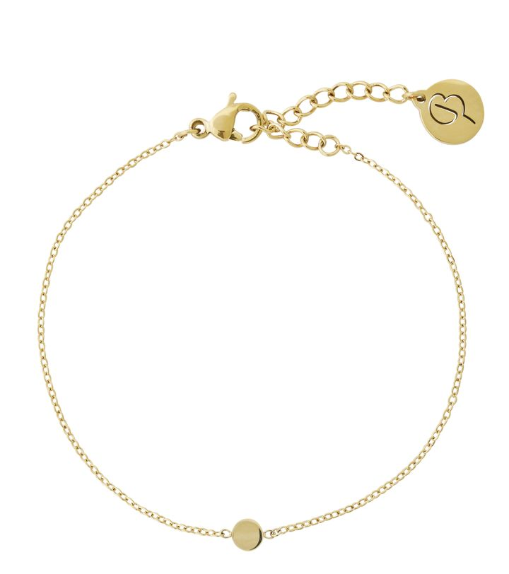 Confetti Bracelet Gold