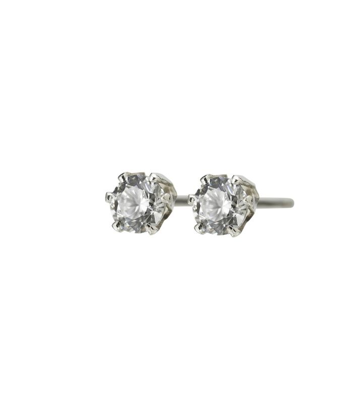 Crown Studs Mini Steel
