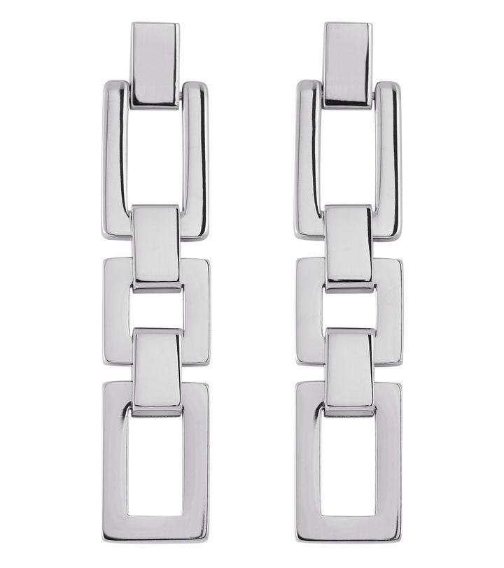 Deco Earrings Steel