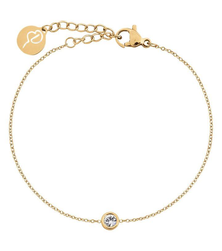 Dew Drop Bracelet Gold