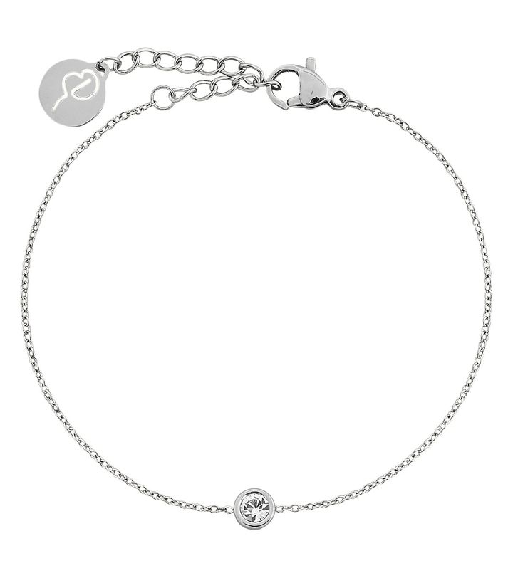 Dew Drop Bracelet Steel
