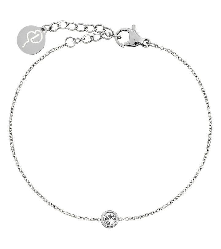 Dew Drop Bracelet Steel