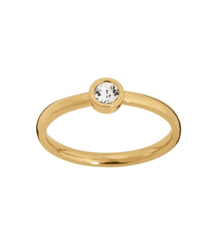 Dew Drop Ring Gold