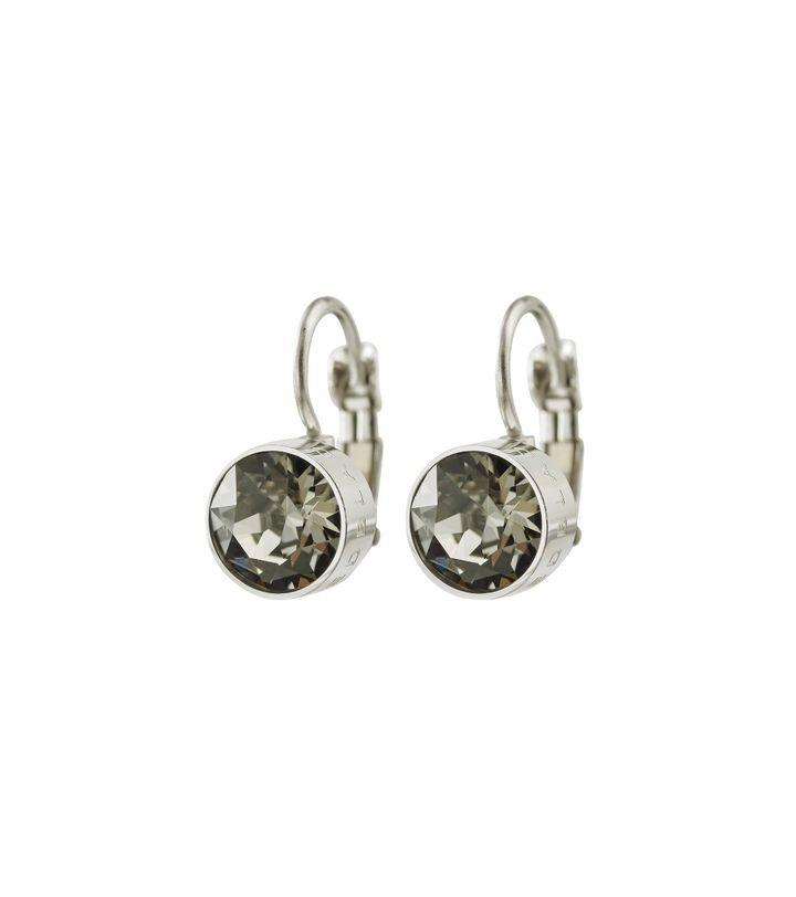 Diana Earrings Wintergreen Steel