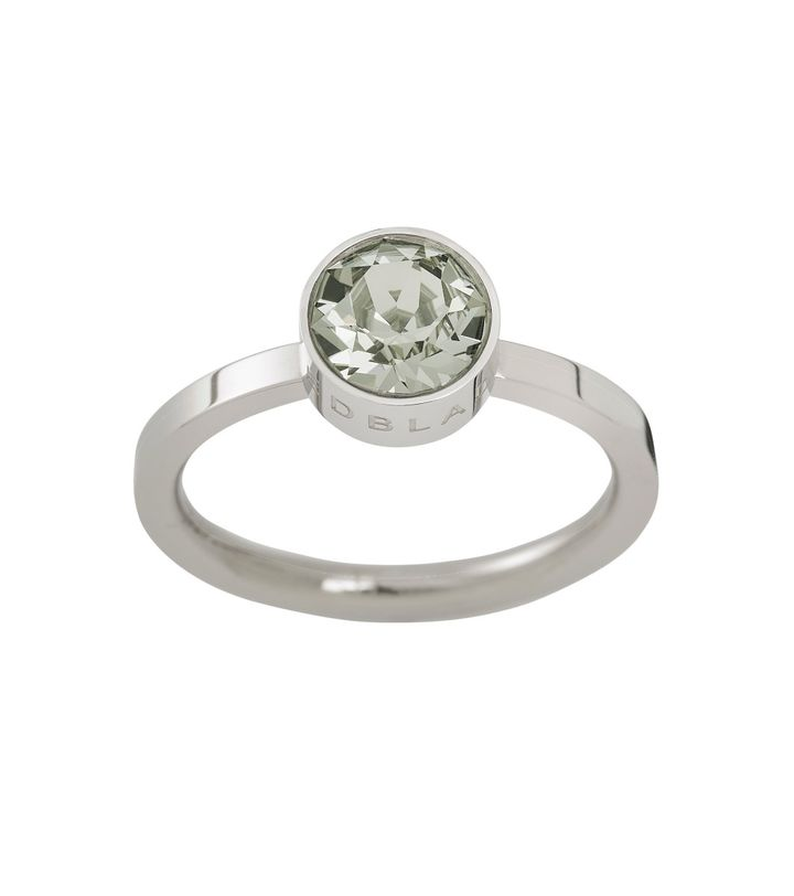 Diana Ring Wintergreen Steel