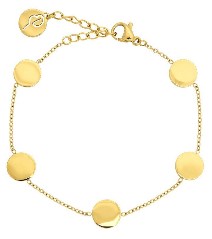 Dottie Bracelet Multi Gold