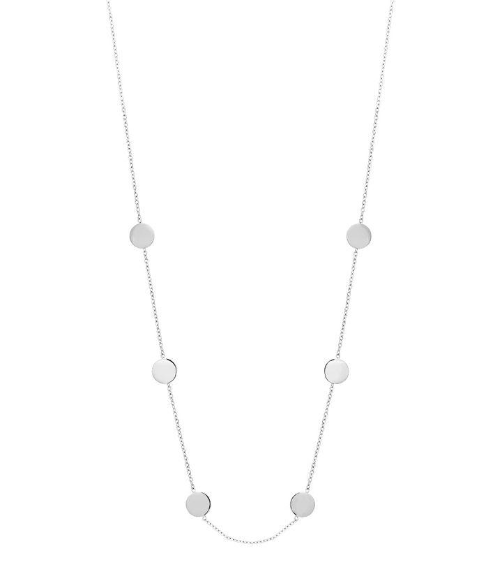 Dottie Necklace Multi Steel