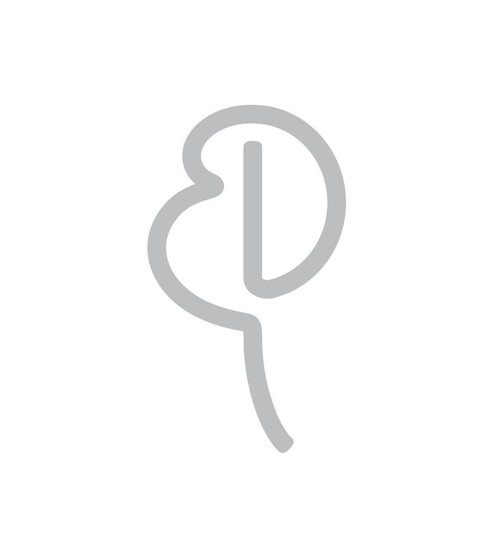 Drew Bucket Bag Light Grey