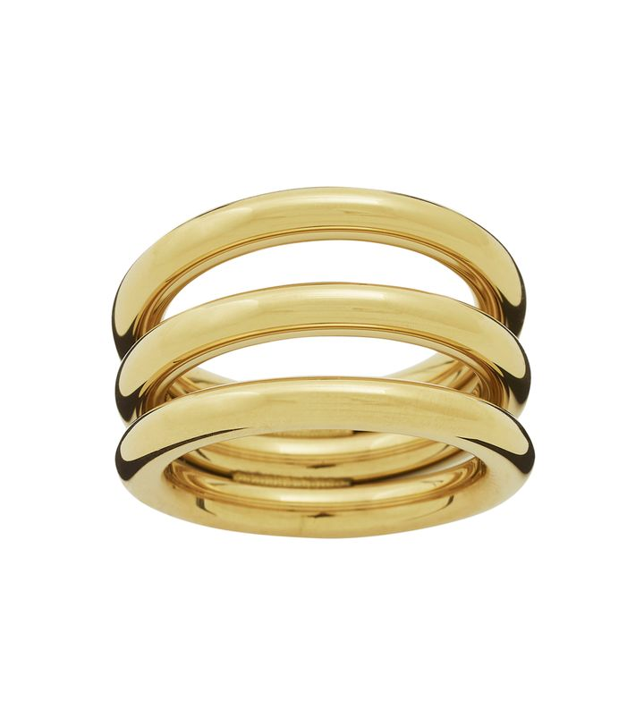 Echo Ring Gold