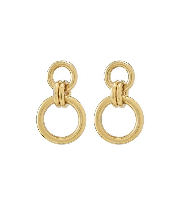 Elsie Earrings Gold