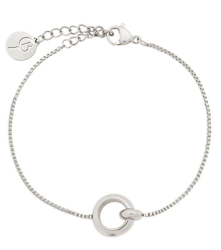 Enso Bracelet Steel