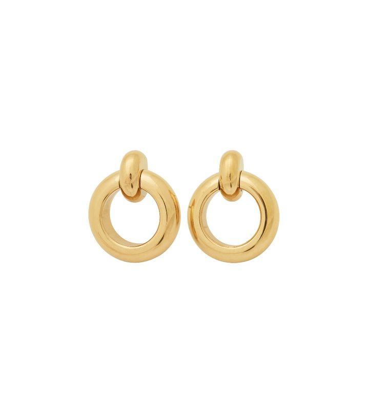Enso Earrings Gold