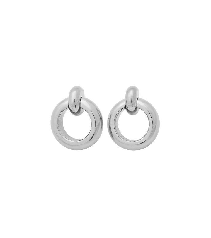 Enso Earrings Steel