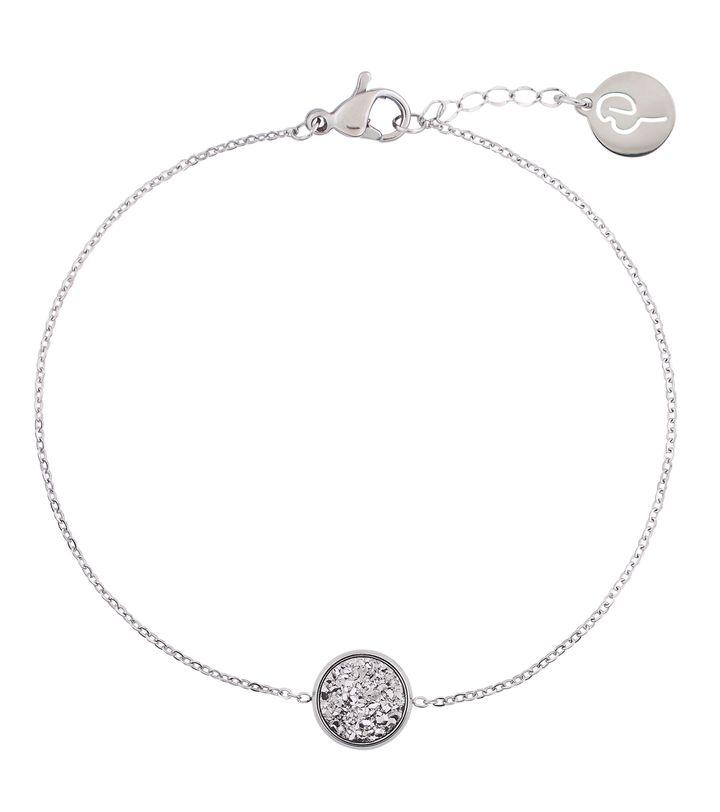 Estelle Bracelet Silvery Steel