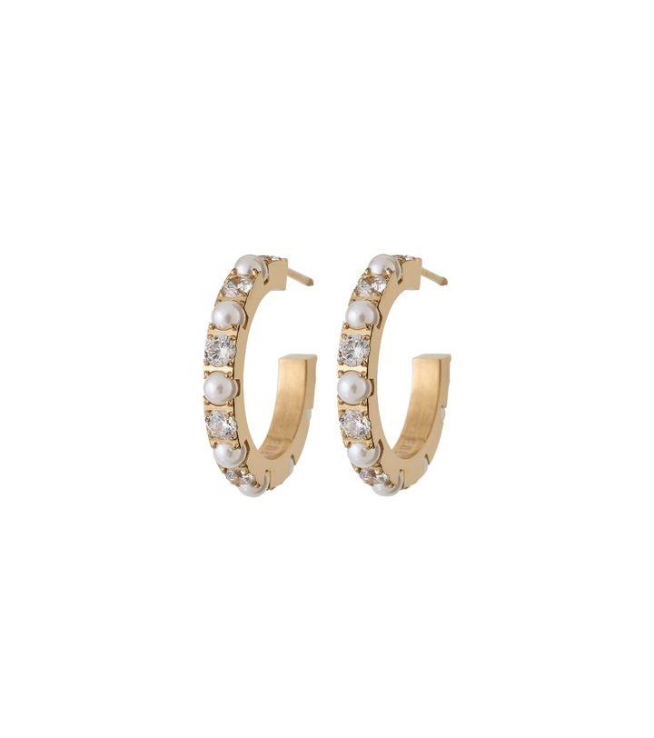 Estrid Earrings Gold