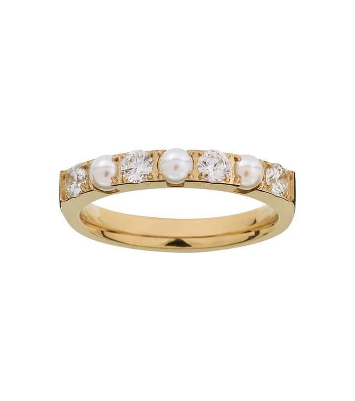 Estrid Ring Gold