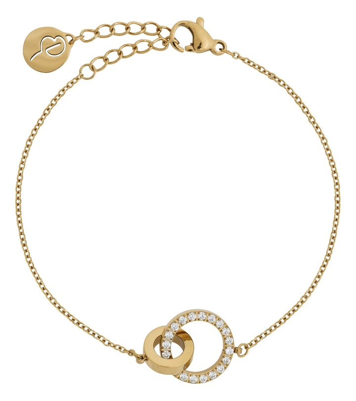 Eternal Orbit Bracelet Gold