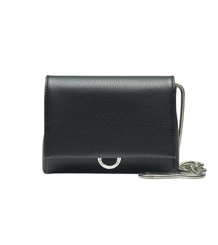 Eve Mini Crossbody Black
