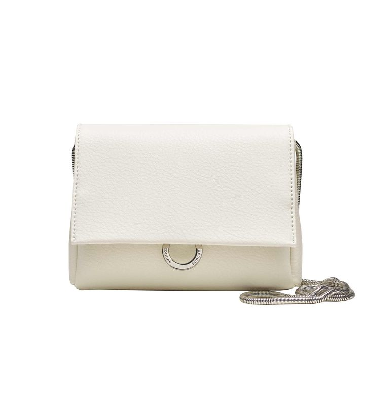 Eve Mini Crossbody Off White