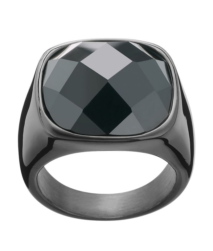 Evening Ring Black