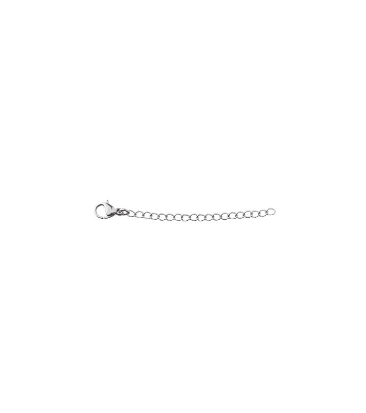 Extended Chain 5 cm Small Steel