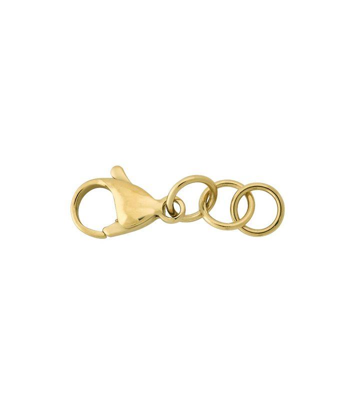 Extension Chain 3 cm L Gold