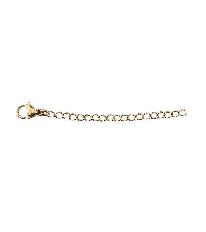 Extension Chain 5 cm M Gold
