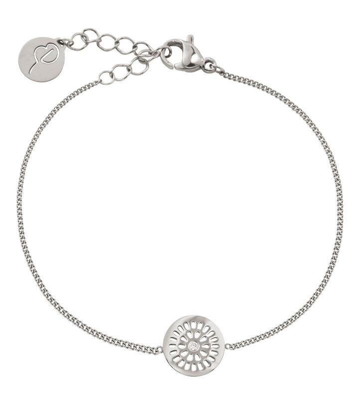 Farrah Bracelet Steel