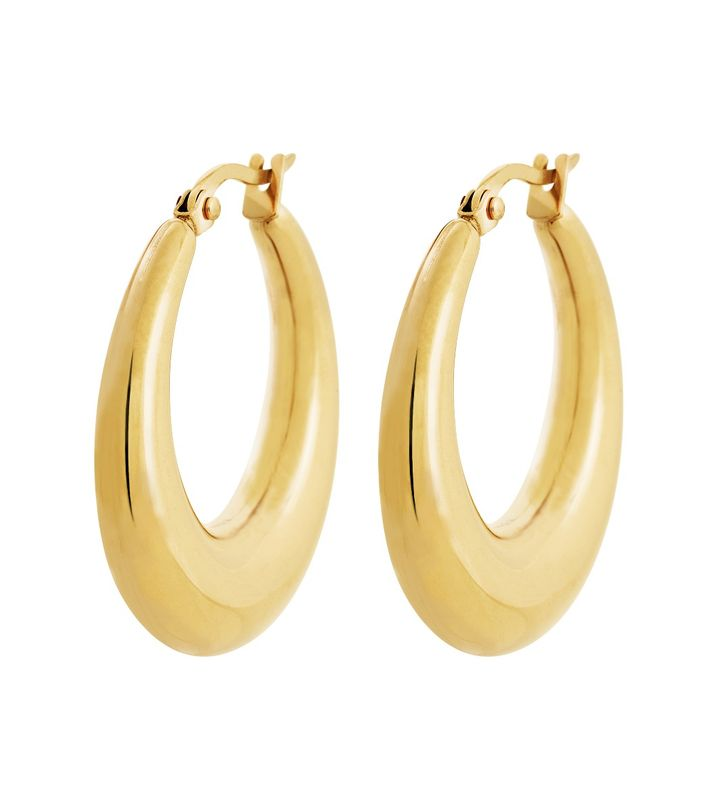 Flow Hoops L Gold