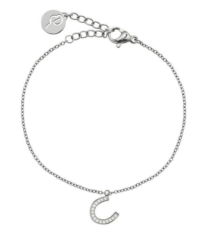 Fortune Mini Bracelet Steel