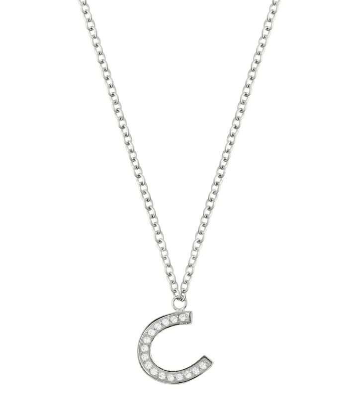 Fortune Mini Necklace Steel