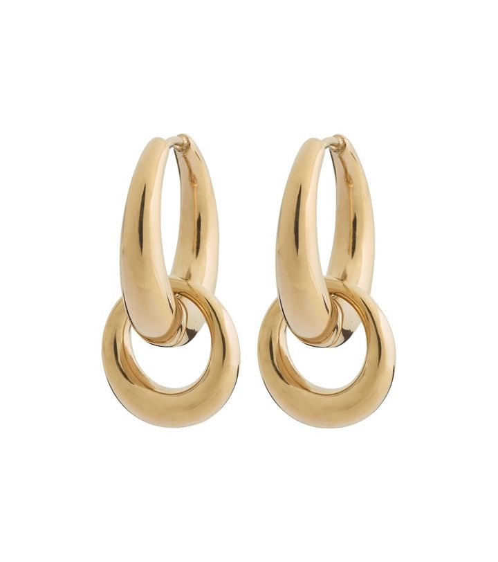 Furo Hoops L Gold