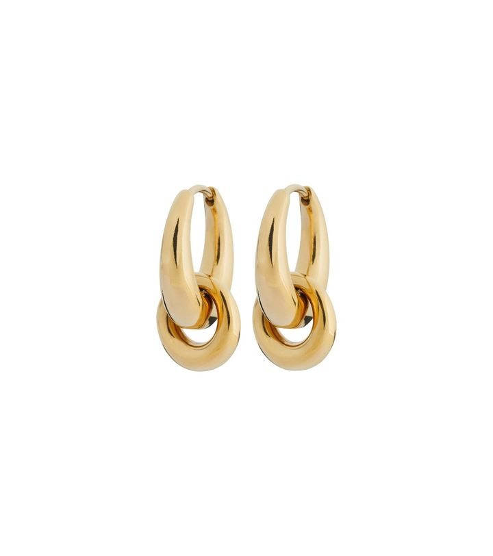 Furo Hoops S Gold