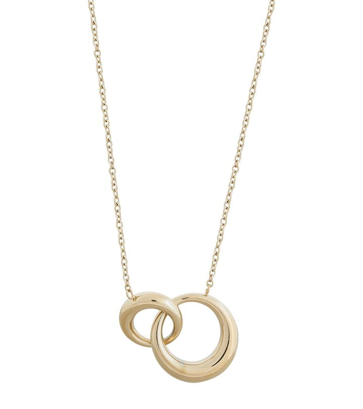 Furo Necklace Long Gold
