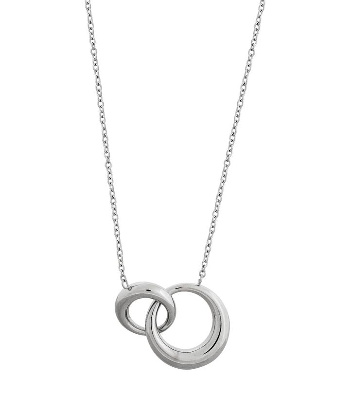 Furo Necklace Long Steel