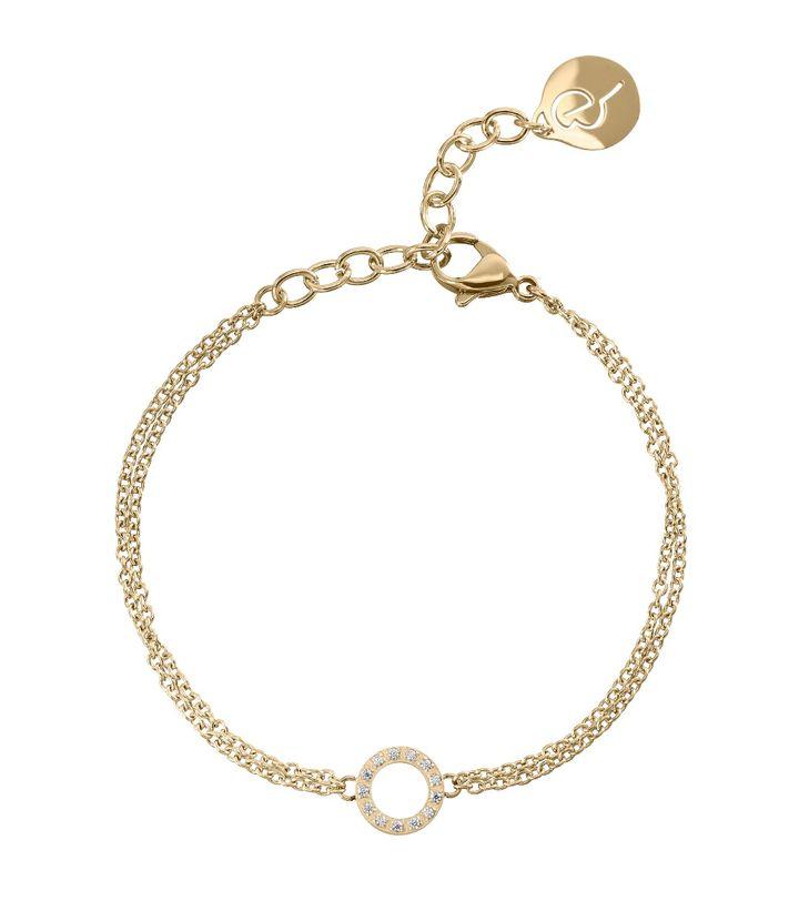 Glow Bracelet Mini Gold
