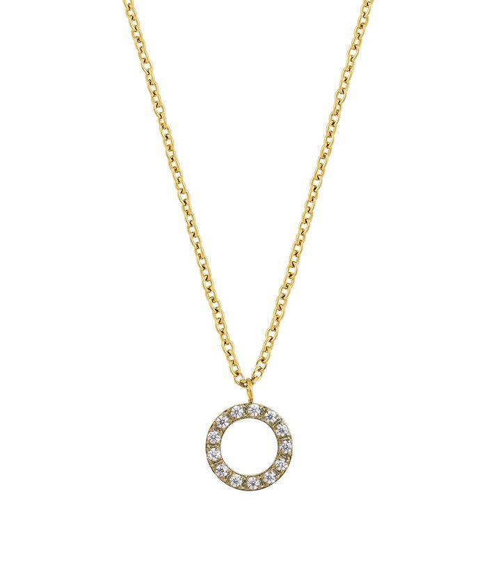 Glow Necklace Mini Gold