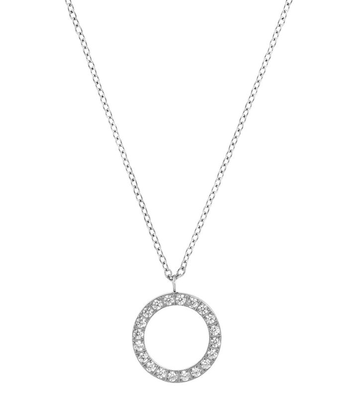 Glow Necklace Steel