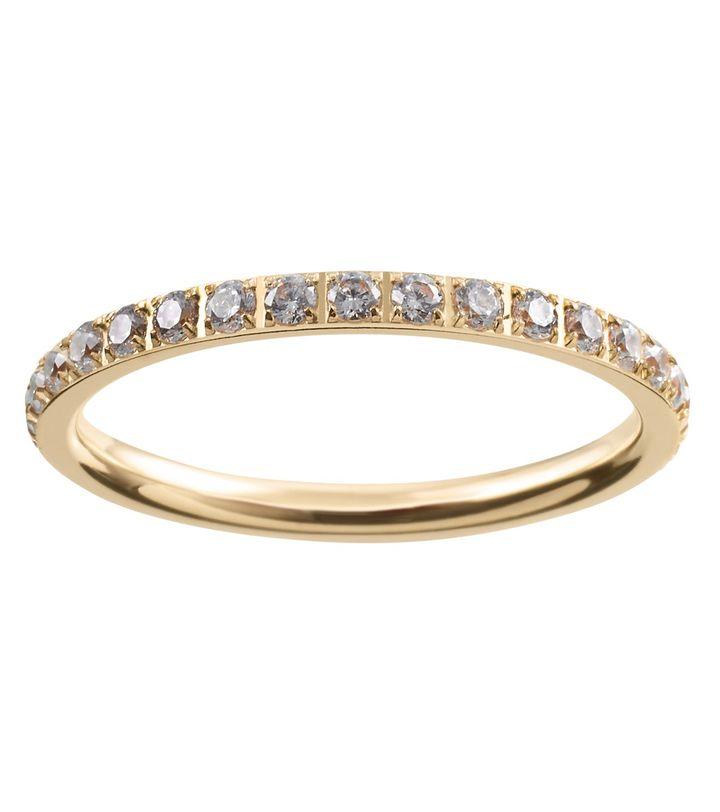 Glow Ring Micro Gold