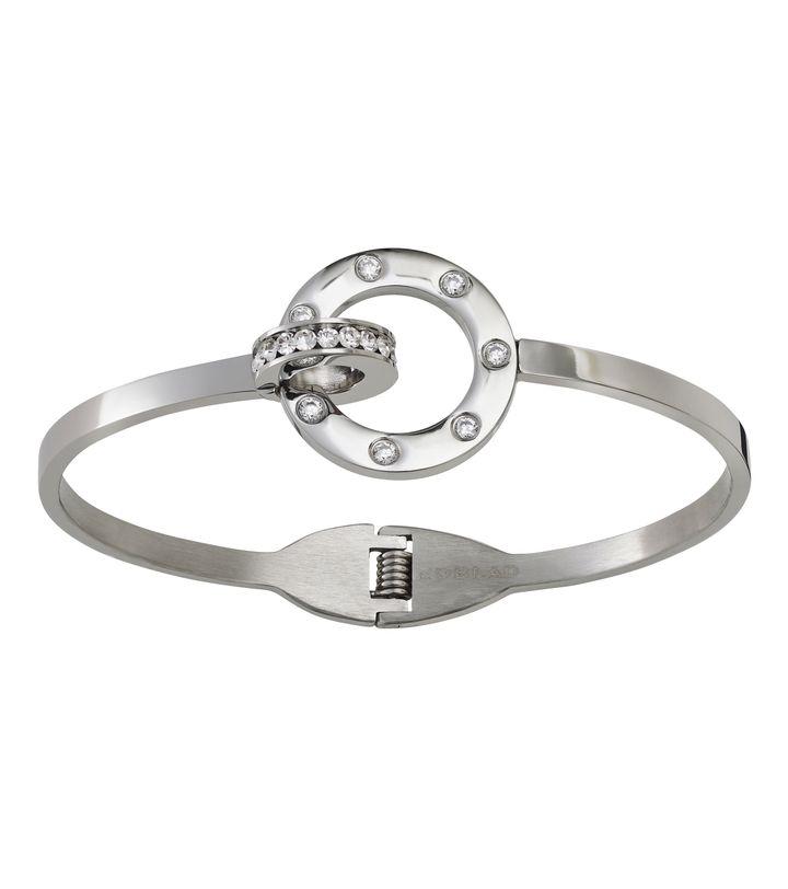 Ida Bangle Steel