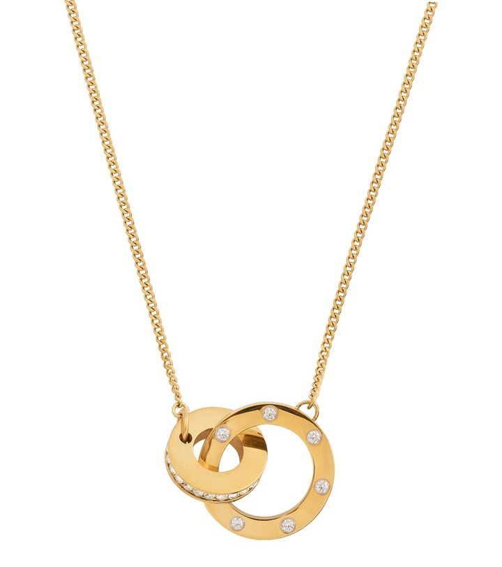 Ida Necklace Long Gold