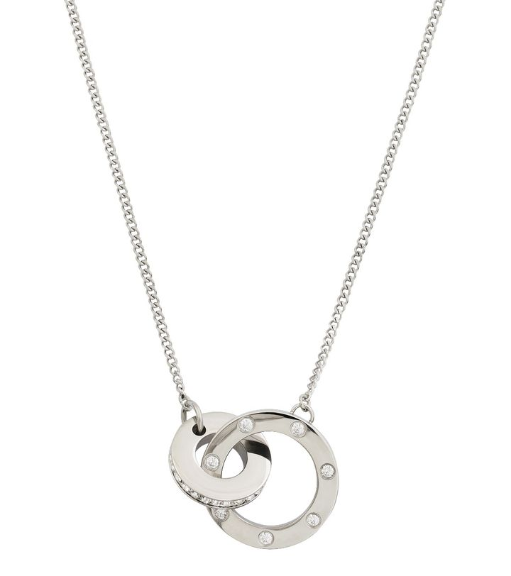 Ida Necklace Long Steel