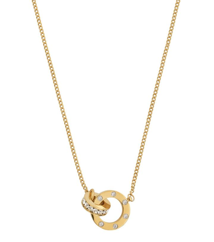 Ida Necklace Mini Gold