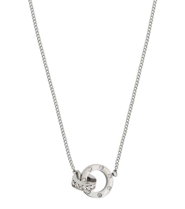 Ida Necklace Mini Steel