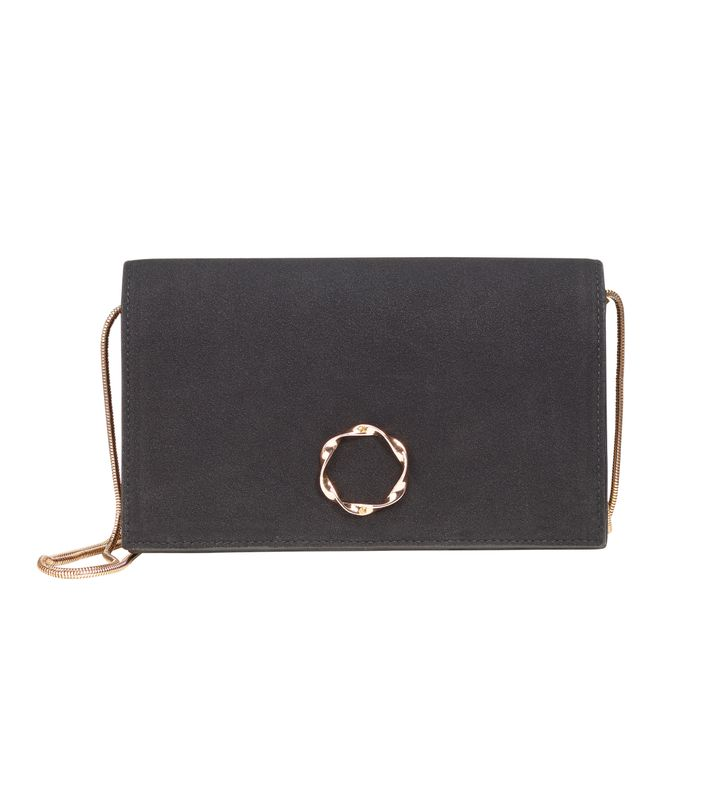 Iman Evening Bag Black