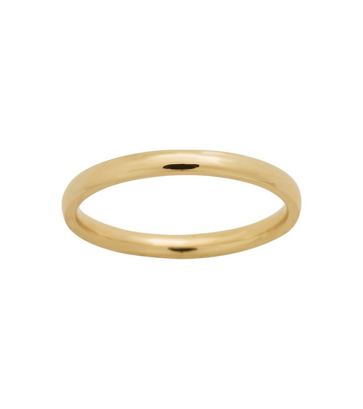 Infinite Ring Hers Gold