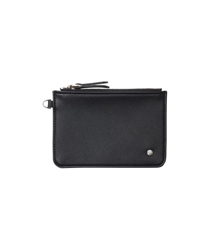 Irene Mini Pouch Black/White