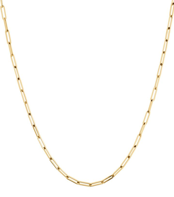 Ivy Necklace Gold