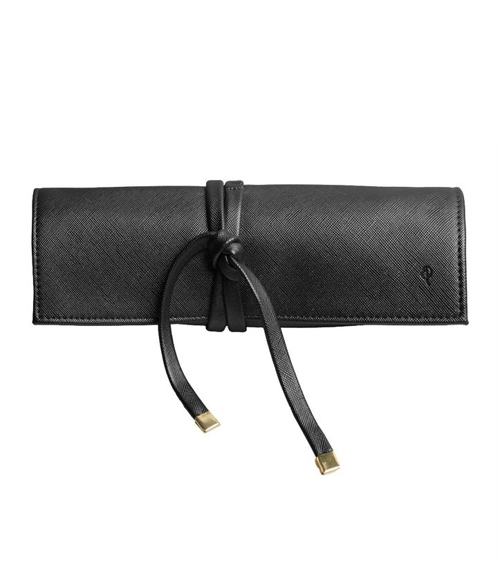 Jewellery Roll Black